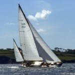 S&S Classic Yacht Argyll Sailing