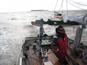 yacht captain bristol channel