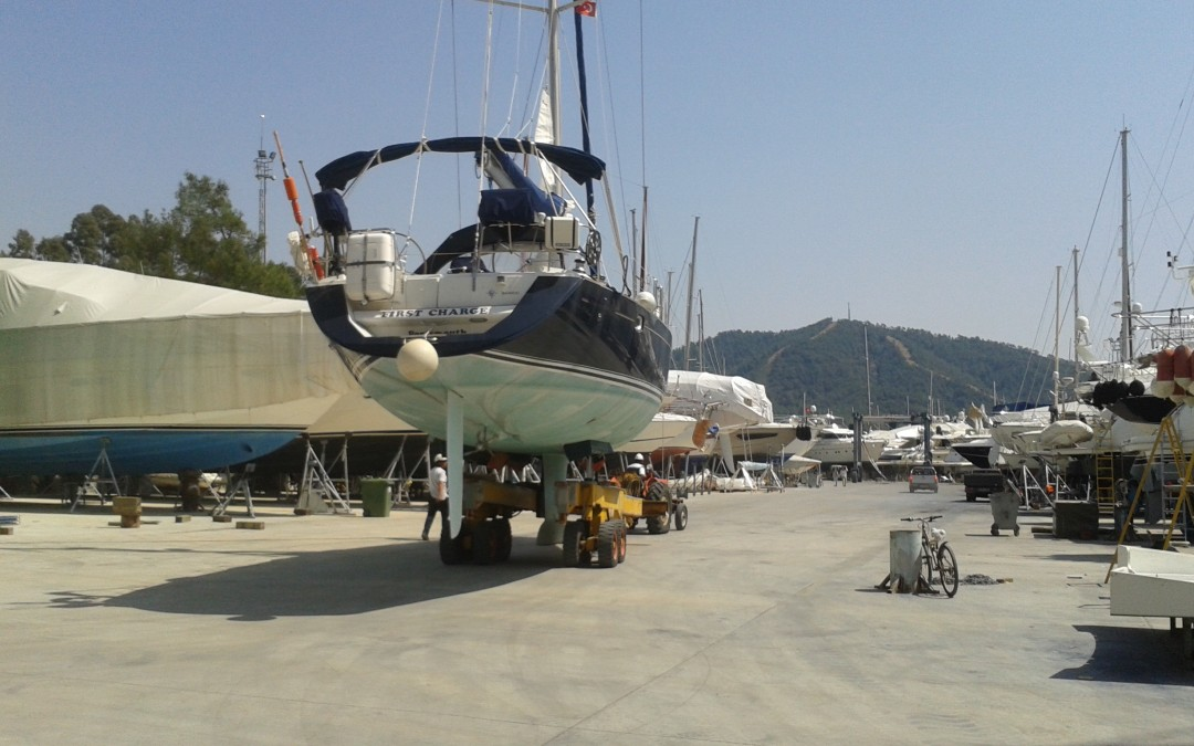 Yacht Delivery Turkey – Jeanneau SO49 – Gocek to Port Ginesta, Spain