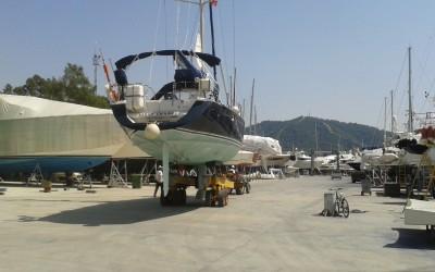 Yacht Delivery Turkey – Jeanneau SO49 – Gocek to Port Ginesta, Spain