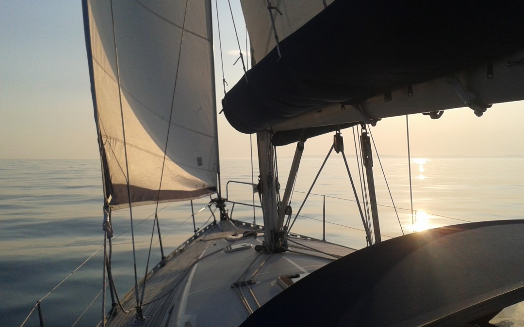 Yacht Delivery Dufour 36 Classic Tollesbury, Essex to Falmouth, Cornwall