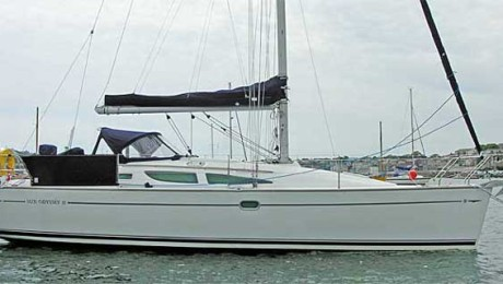 Madeira to The Hamble 35ft Jeanneau Yacht Delivery