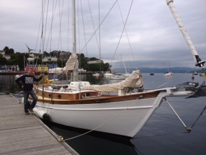 Yacht Delivery Scotland