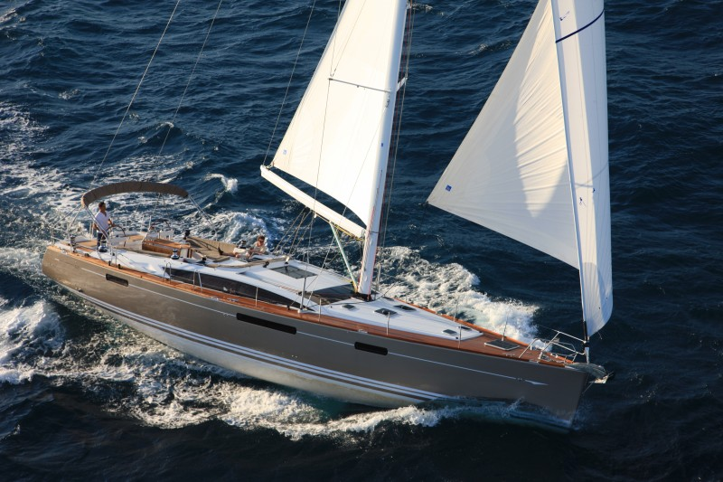 Yacht Delivery Spain – Jeanneau 57 Ginesta to Corfu, Greece