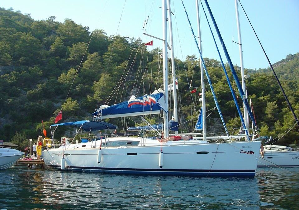 Yacht Delivery Croatia – Beneteau 42 to Lefkas, Greece