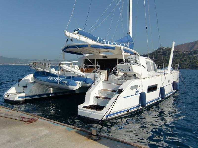 Yacht Delivery Mallorca – Catana 50, Andratx to Olbia, Sardinia