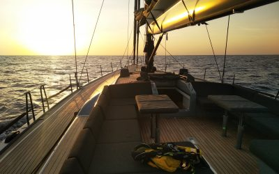 Nautor Swan Yacht Delivery – Sicily to Mallorca – Mediterranean Yacht Delivery