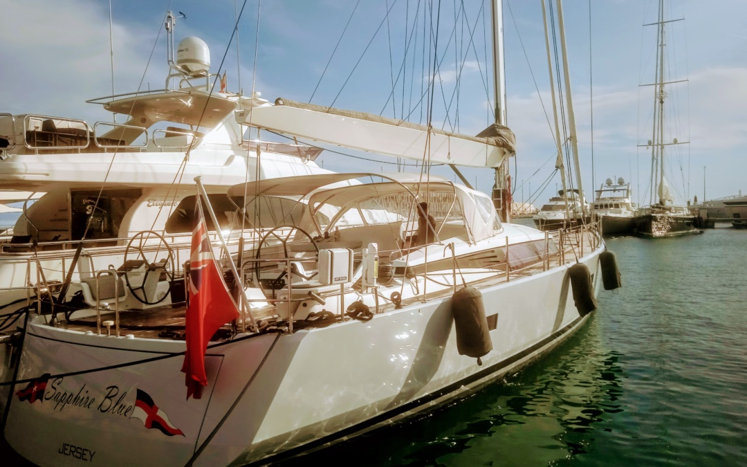 CNB 76 Yacht Delivery Barcelona to Gibraltar and back