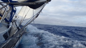 Yacht Delivery of S&S 'Lady B' from Madeira, Portugal to Vigo, Spain