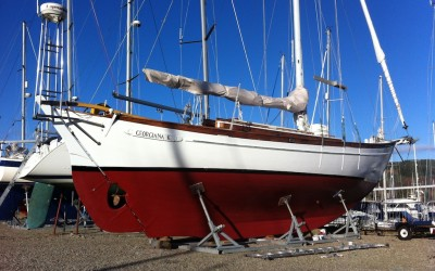 Yacht Delivery Scotland –  Classic Yacht -Inverness to Ijmuiden, Netherlands