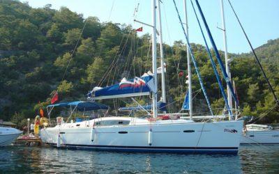 Yacht Delivery Croatia – Beneteau 42 to Lefkas, Greece